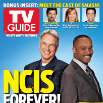 NCIS TV Guide Cover #1