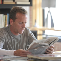 Kiefer sutherland as martin bohm