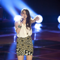 Lindsey Pavao's Blind Audition