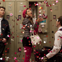 Valentine's Day on Glee