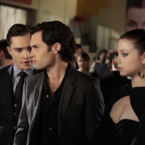 Chuck, Dan and Georgina