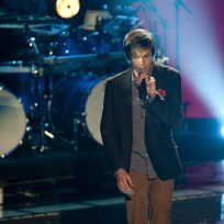 Nathan Parrett's Blind Audition