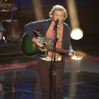 Jamie Lono's Blind Audition