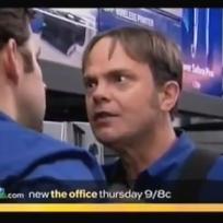 Look at Dwight!
