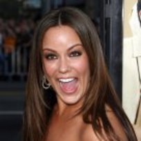 Katy Mixon at movie premiere