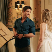 Eric Winter on GCB