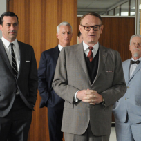 The Mad Men in Charge