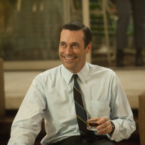 Happy don draper