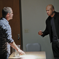 Sam and Callen Photo