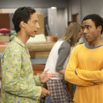Abed vs troy
