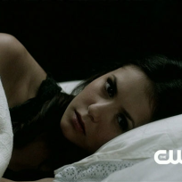 Elena in Bed