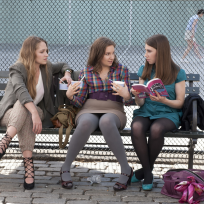 Girls-on-a-bench