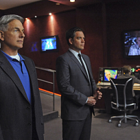 Tony and Gibbs Pic