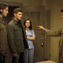 The-brothers-and-castiel