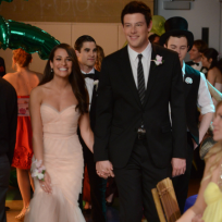 Finchel Prom Pic