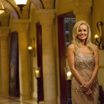 Emily Maynard as The Bachelorette