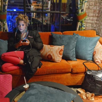 Hanna on the Couch