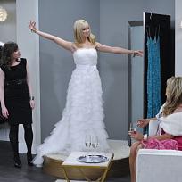 Caroline-models-a-gown