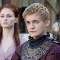 Joffrey-and-sansa