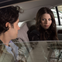 Georgina Sparks and Dan Humphrey