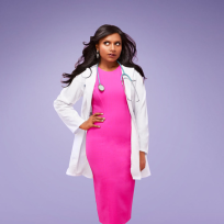As Mindy Lahiri