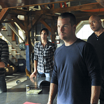 Ncis la team in action