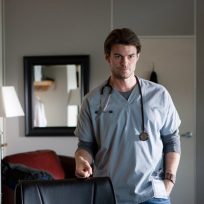 Daniel Gillies on Saving Hope
