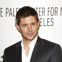 Jensen ackles red carpet pic