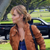 Taryn Manning on Hawaii Five-0
