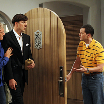Michael Bolton on Two and a Half Men