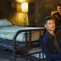 Jensen Ackles and and Jared Padalecki Promo Pic