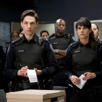 What grade would you give Rookie Blue Season 3?
