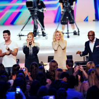 The X Factor Judges - Season 2