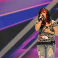 Jessica Espinoza's The X Factor Audition
