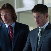 What grade would you give the first half of Supernatural Season 8?