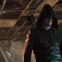 Shot of Arrow