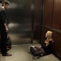 Derena Love in an Elevator?