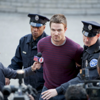 Oliver-arrested