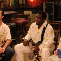 Sean combs on its always sunny