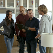 Ncis-los-angeles-fab-four