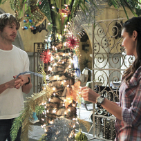 Kensi and Marty Photo