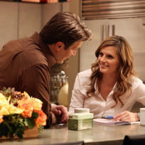 Caskett at Home