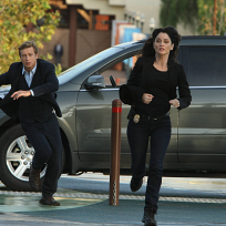 Jane and lisbon on the run