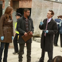 Espo, Ryan and Beckett