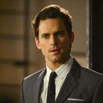 Neal Caffrey Close Up