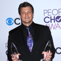 Nathan fillion wins