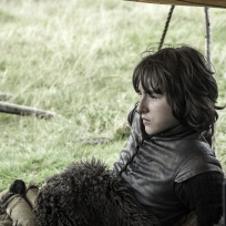Isaac Hempstead Wright as Bran Stark