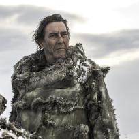 Ciaran Hinds as Mance Rayder