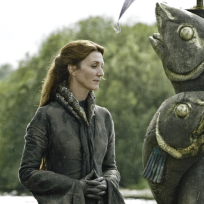 Michelle Fairley as Catelyn Stark