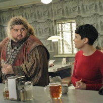Giant and mary margaret